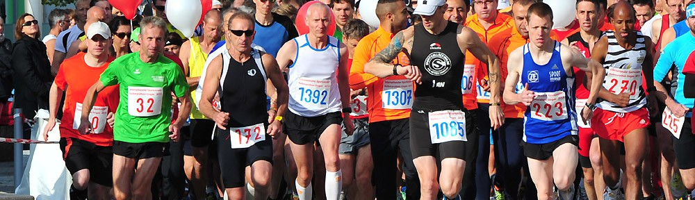 21. Sparkassen Halbmarathon Singen